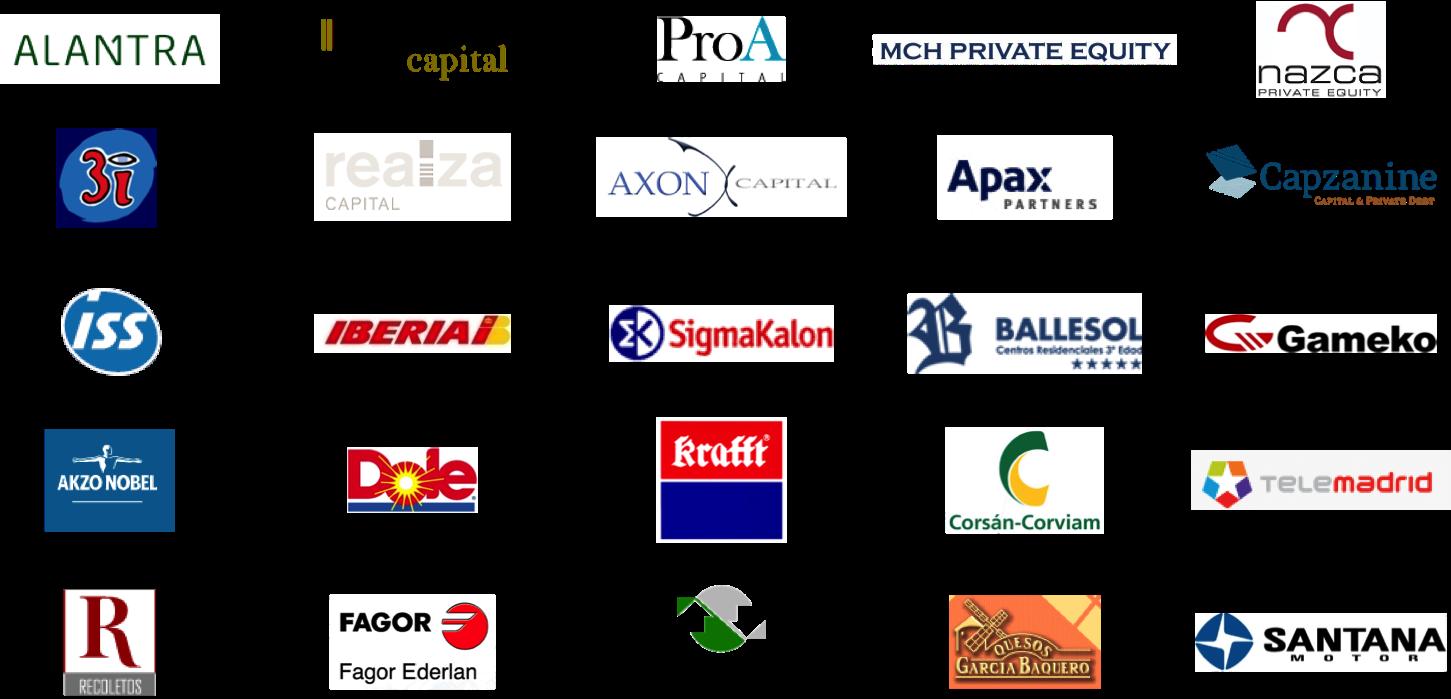 Otros logos de clientes